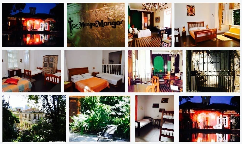 Brazil, Rio de Janeiro, Hotel, Casa MangoMango