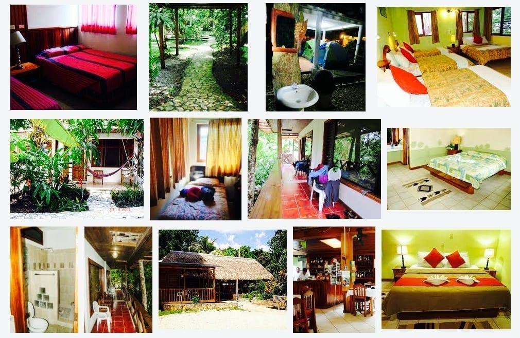 Guatemala, Tikal, Hotel, Hotel Jaguar Inn