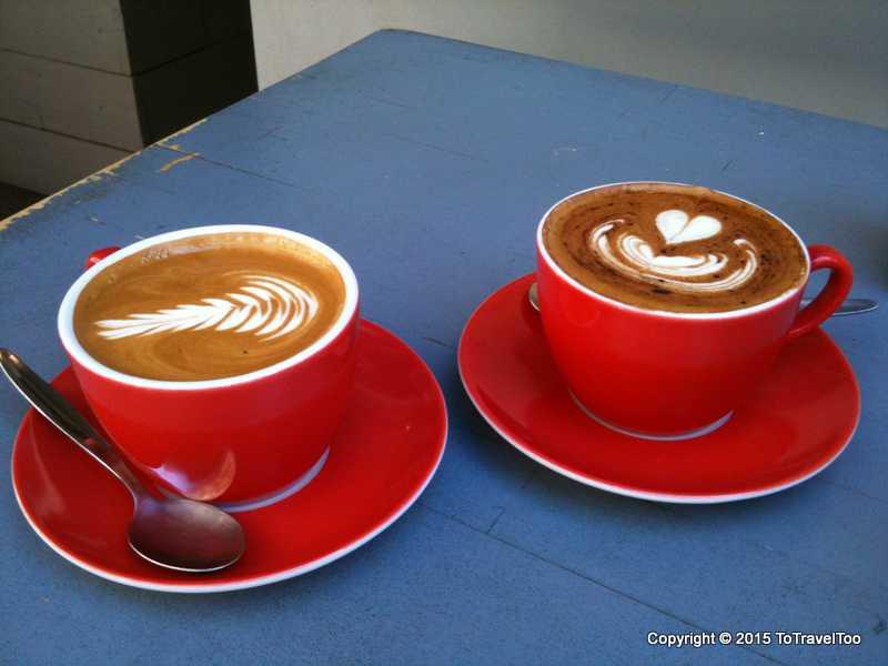 Coffee in Aix En Provence
