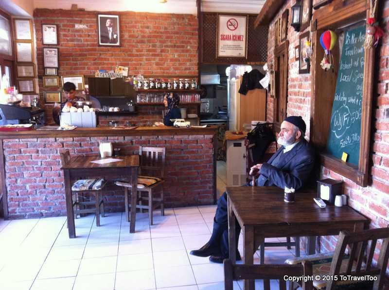Coffee in Goreme