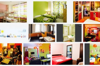 Italy, Naples, Hostel, Hostel of the Sun
