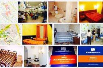 Italy, Rome , Hostel, Hostel Funny Palace