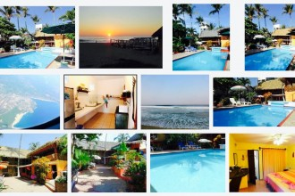 Mexico, Puerto Escondido, Hotel, Hotelito Swiss Oasis