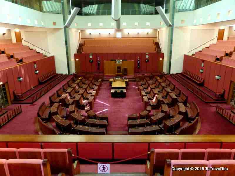Australia, Sydney, Canberra Day 6