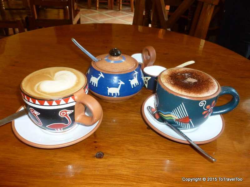 Coffee in Cusco