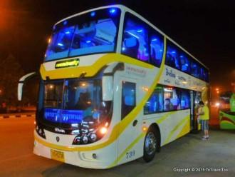 Chiang Mai to Laos Vientiane Visa Run