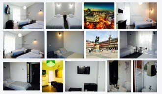 Spain, Madrid, Hostel, Hostal Cibeles Calle Barco