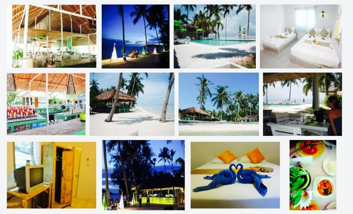 Thailand, Koh Phangan, Hotel, Lime and Soda