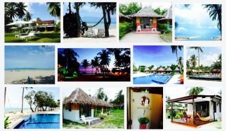 Thailand, Koh Phangan, Hotel, Sabaii Bay Resort