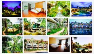 Thailand, Phitsanulok, Hotel, Taman Spa Resort