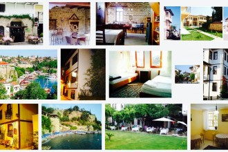 Turkey, Antalya, Hostel, Sabah Pension