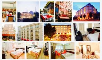 Turkey, Istanbul, Hotel, Old City Sultanahmet