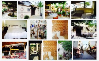 Turkey, Selcuk, Hotel, Tuncay Pension