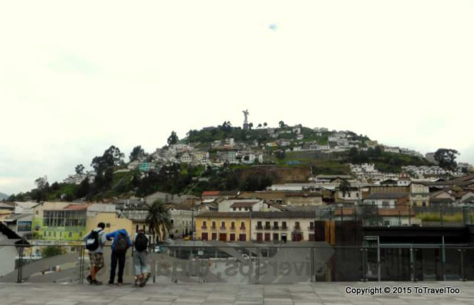 Ecuador, Quito Free Walking Tour