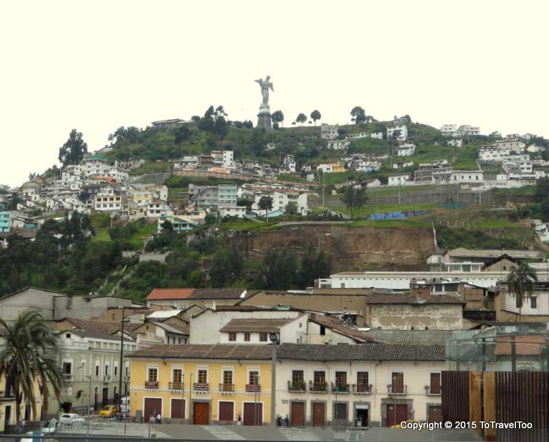 Ecuador, Quito Free Walking Tour