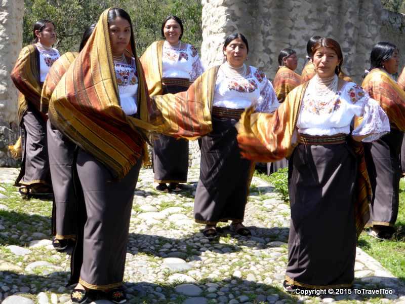 Ecuador, Otavalo.