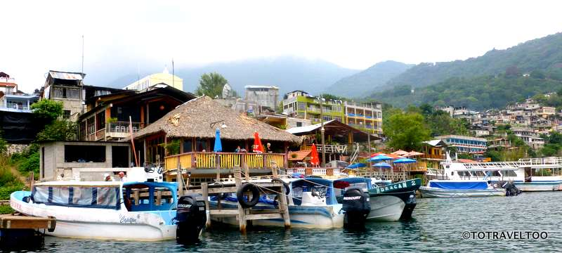 Villages of Lake Atitlan