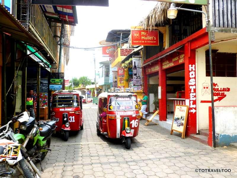 The Streets of San Pedro on Lake Atitlan