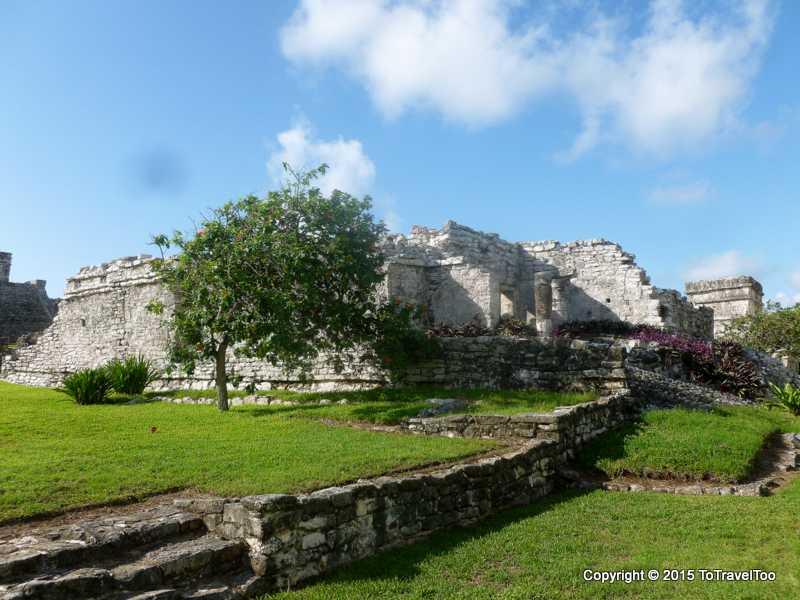 Mexico,Tulum Ruins