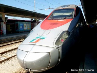 Italy, Venice Train to Florence