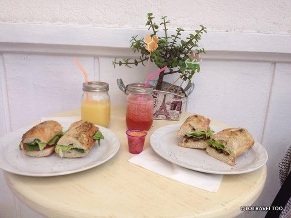Great cafes in Queretaro