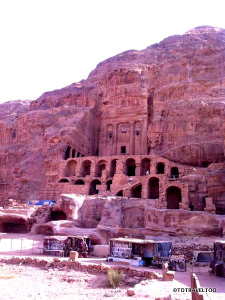 Urn Tomb, Petra