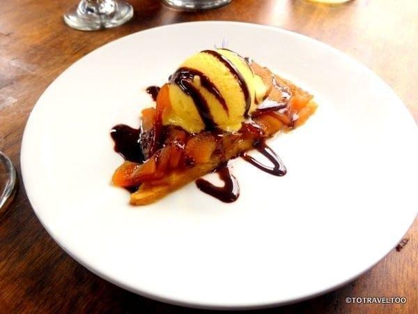 Dessert - Apple Tart