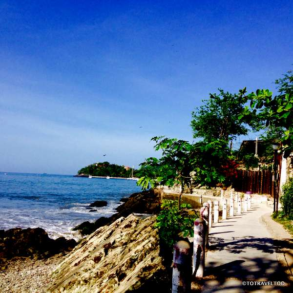 Trapped in Zihuatanejo