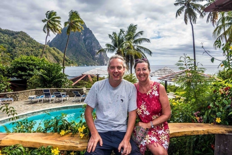 The Bauches and The Pitons