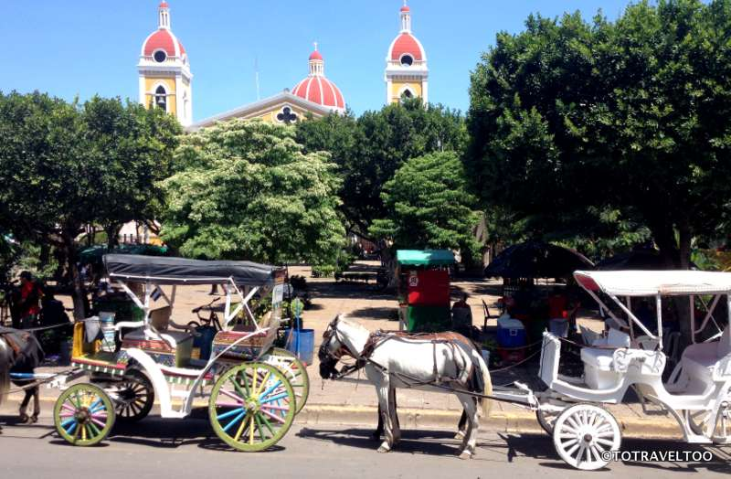 Five things to do in Granada Nicaragua