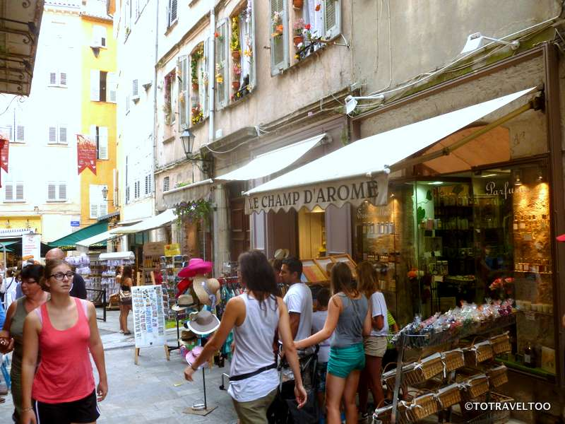 The Streets of Grasse