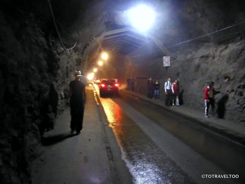 The Tunnels of Guanajuato