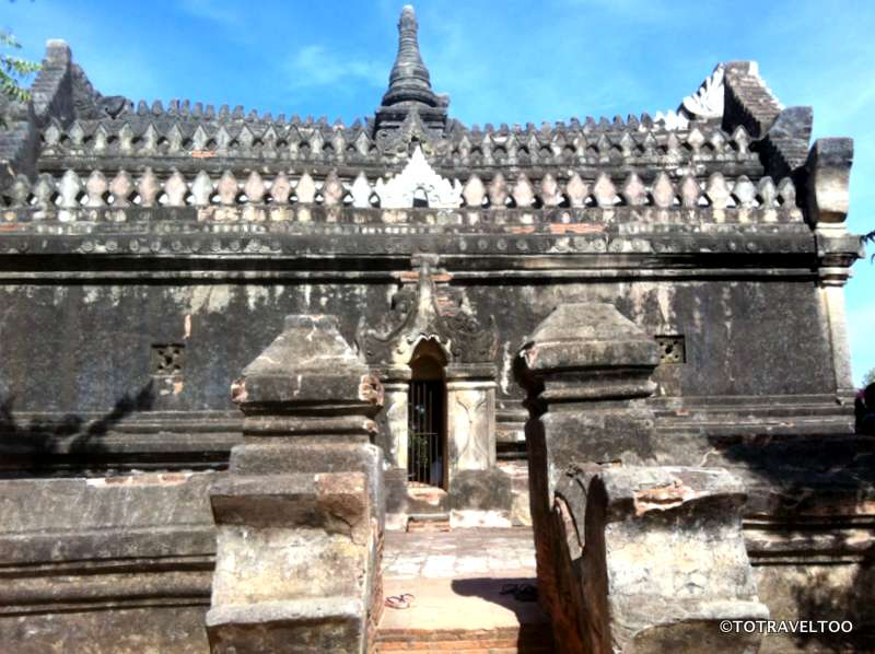 Upalithen Ordination Hall Bagan Myanmar