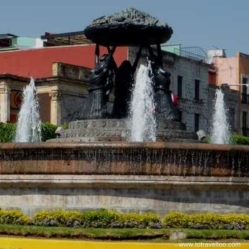 The Taracasa Fountain