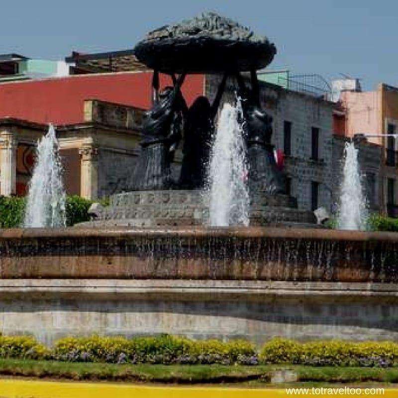 The Taracasa Fountain