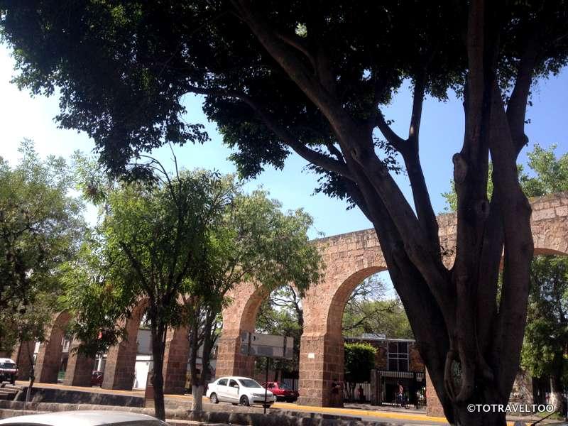 Morelia's Aqueduct