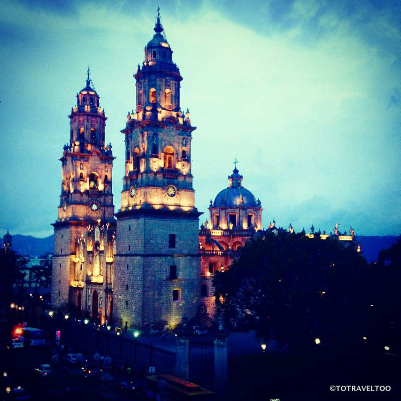 5 Things To Do In Morelia Mexico To Travel Too