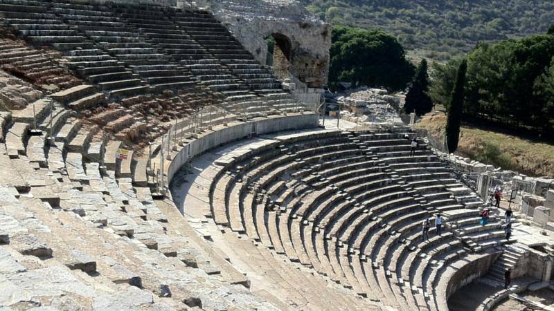 Bouleterion at Ephesus