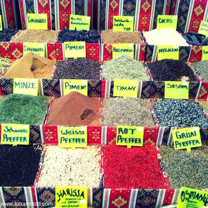 Antalya Markets