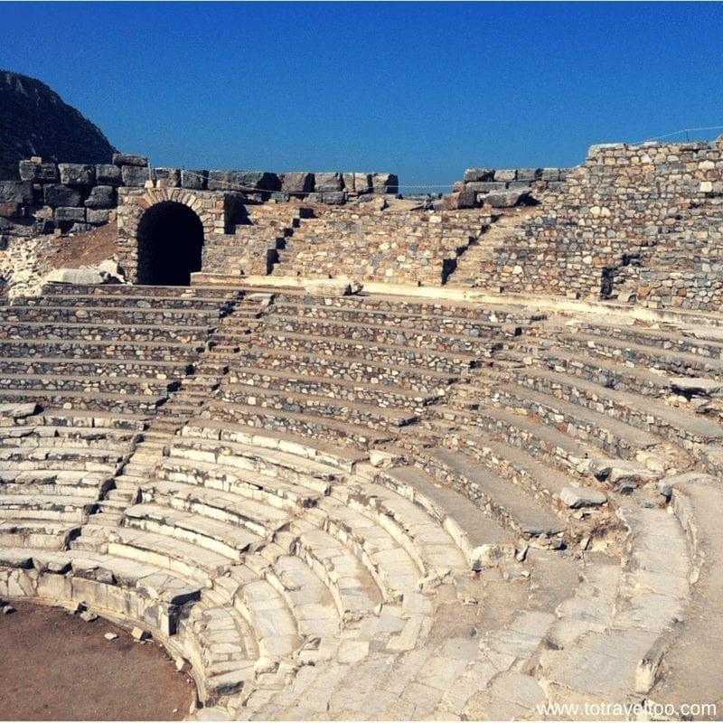 The Bouleuterion in Ephesus