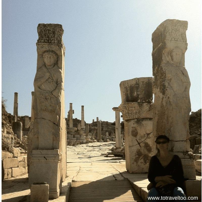 Hercules Gates Ephesus