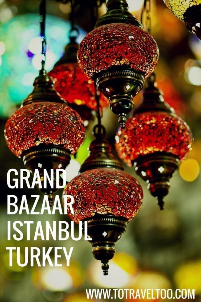 Grand bazaar Istanbul to shop or not