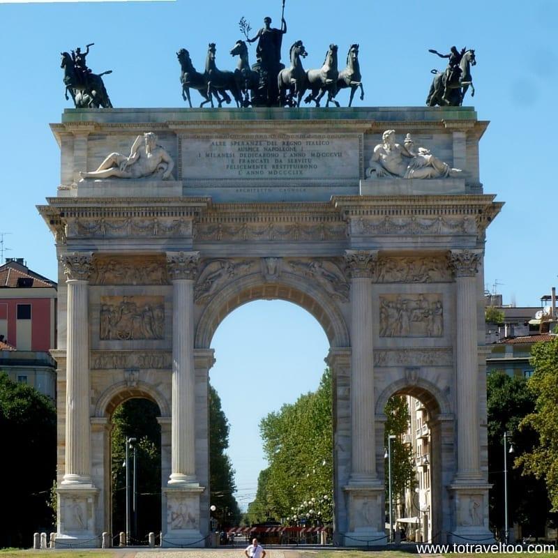 Simplon Gate Milan