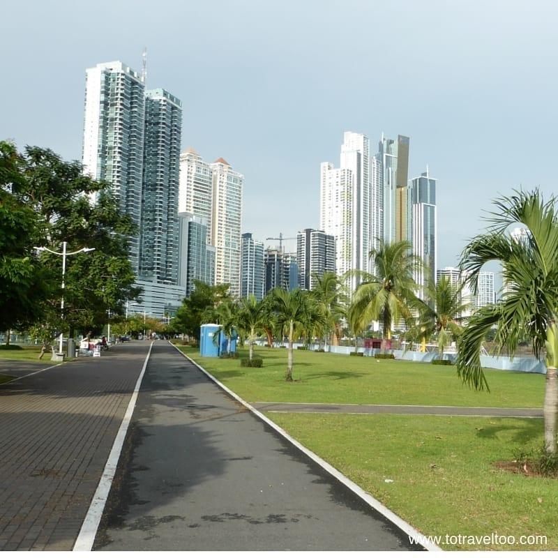 Costa Cintera Panama