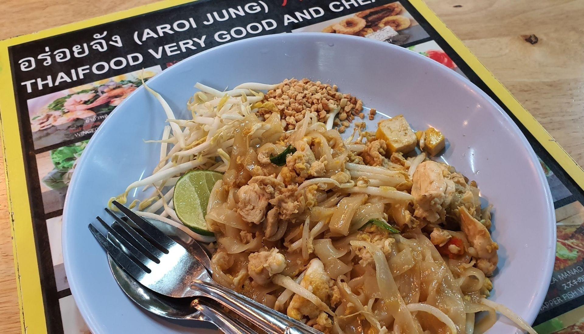 Local food restaurants Bangkok