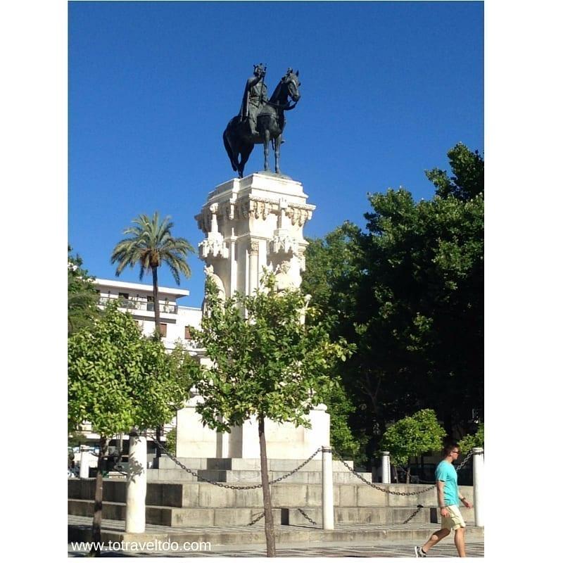 Plaza Nuevo Seville