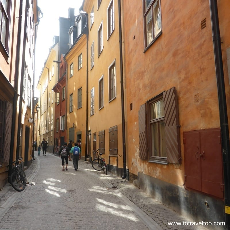 Why you should visit Gamla Stan