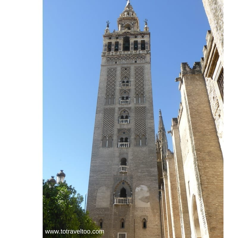 The Tower Seville Cathedral