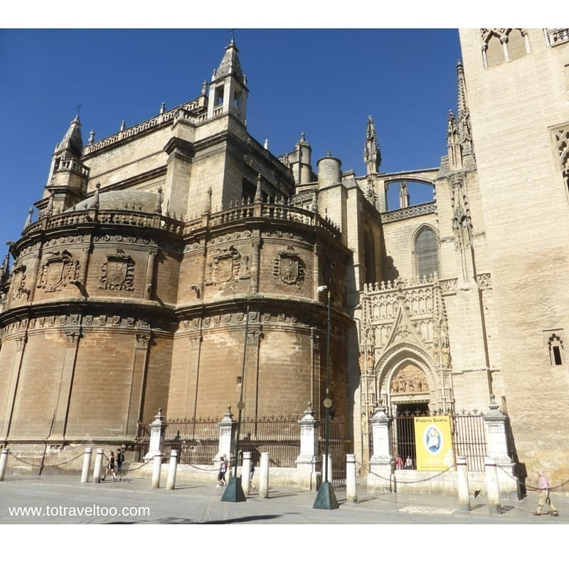 Cathedral's Tower Seville