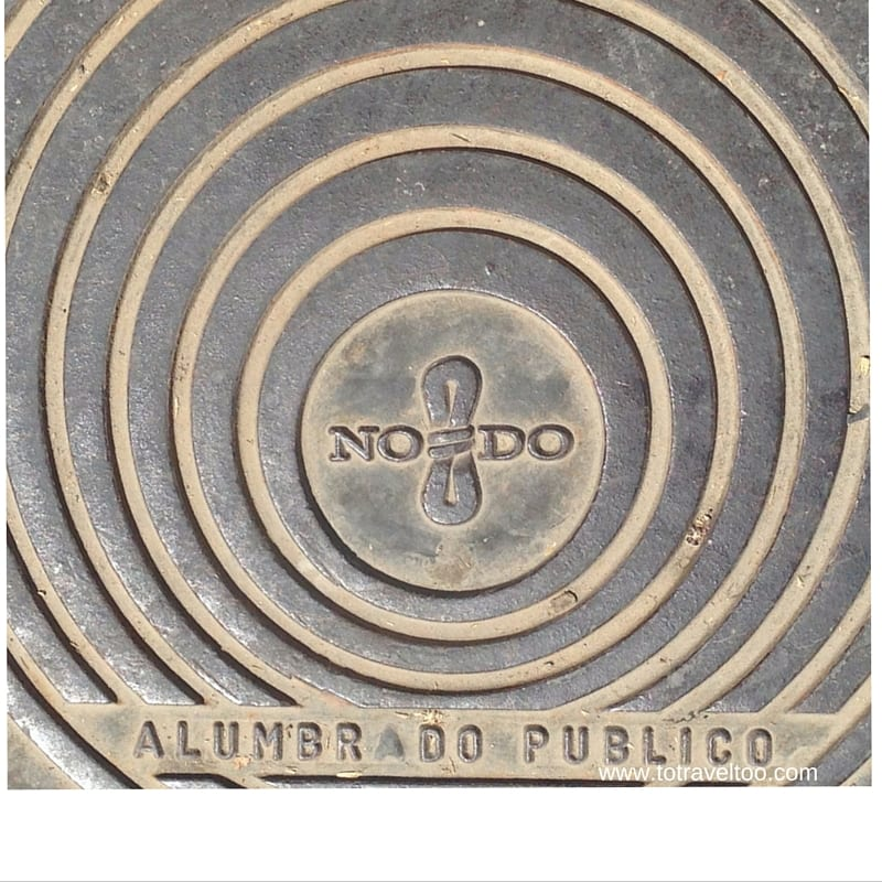 Mysterious symbol of Seville
